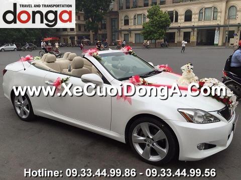 Luu-giu-khoanh-khac-hanh-phuc-cung-xe-cuoi-Lexus-Is 250-mui-tran (3)